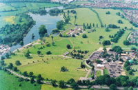 Wicksteed aerial photo